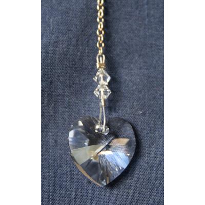 Heart 18mm – Crystal
