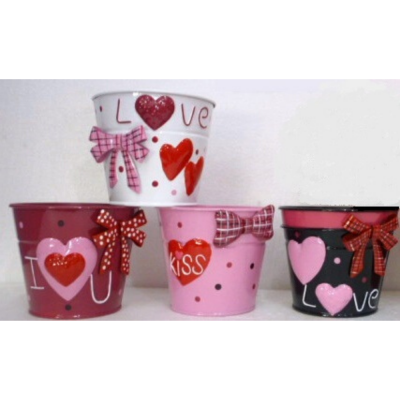 Love Pots (Set of 4)