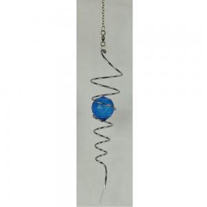 Wind Spiral Blue