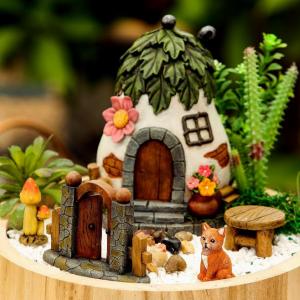 Fairy Garden – Acorn House