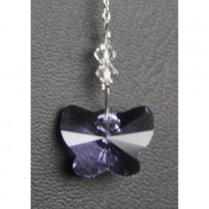 Butterfly 18mm – Violet