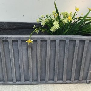 Shipping Container Planter