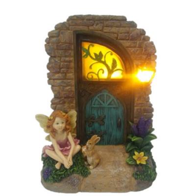 Solar Fairy Door Solar Light