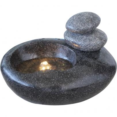 2 Stones Indoor Water Feature