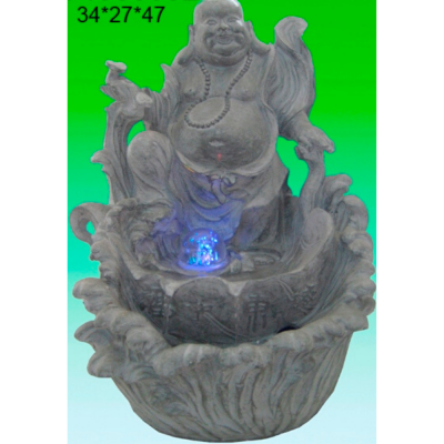 Large Buddha Water Feature