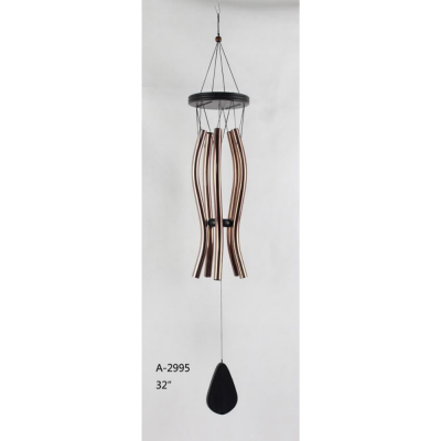 Curves Wind Chime