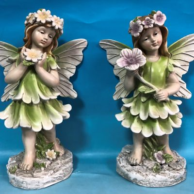 Fairies Statues (Set of 2)