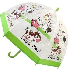 Farmyard Childs PVC Umbrella