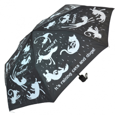 It's Raining Cats and Dogs – Folding