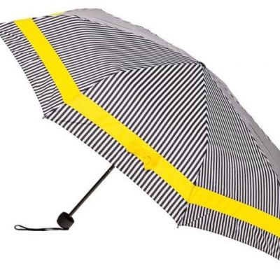 Stripes With Yellow Bow – Folding