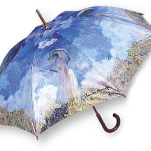 Monet – Lady With Umbrella