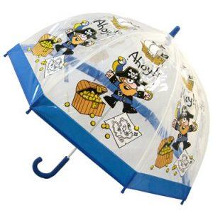 Pirate Childs PVC Umbrella