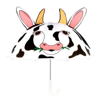 Kidorable 3D Cow Childs Umbrella