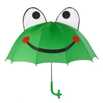 Kidorable 3D Frog Childs Umbrella