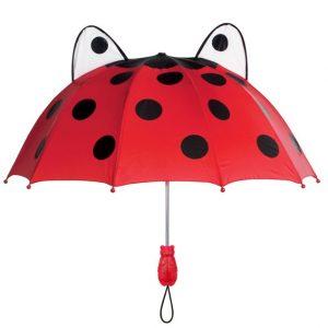 Kidorable 3D Ladybug Childs Umbrella