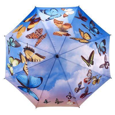 Swirling Butterflies