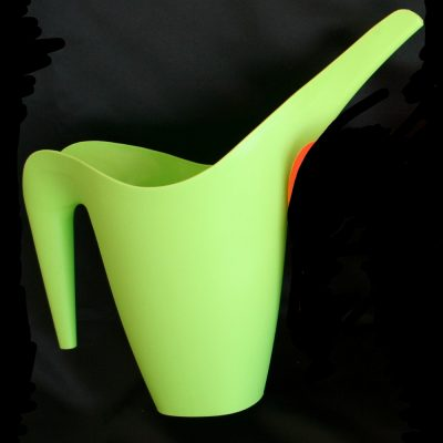 Watering Can Curved – Lime