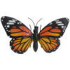 Monarch Butterfly Wall Decor