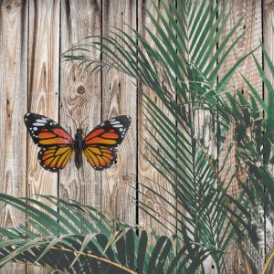 Monarch Butterfly Wall Décor